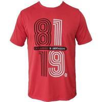 Camisa Flamengo Bi Liberta Braziline Masculina - Masculino