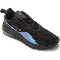 Tênis Nike Air Max Motion Masculino - Masculino-Preto+Azul