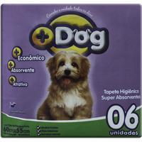 Tapete Higiênico Mais Dog Super Absorventes 6 Unidades