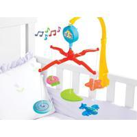 Brinquedo Calesita Móbile Musical Multicolorido