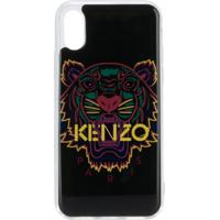 Kenzo Icon Tiger Iphone X/Xs Case - Preto