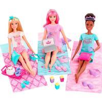 Barbie Aventura De Princesas Festa Do Pijama - Mattel - Kanui