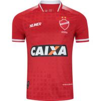 ... Camisa Do Vila Nova I 2018 Nº 10 Numer - Masculina - Vermelho f7db60b2eefbd