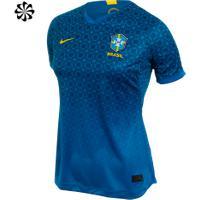 Camisa Nike Brasil Ii 2020/21 Torcedora Pro Seleção Feminina