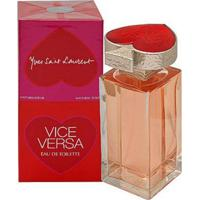 Vice Versa De Yves Saint Laurent Eau De Toilette Feminino 100 Ml