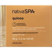 Nativa Spa Sabonete Em Barra Quinoa, 90 G