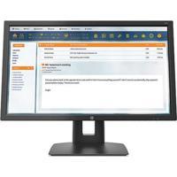 "Monitor Hp 21.5"" Ips Led Full Hd Preto V22B Bivolt"