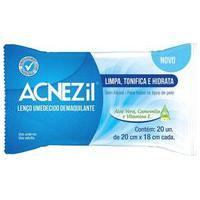 Acnezil Lenco Demaquilante 20Un Cimed
