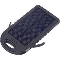 Carregador Multi Uso Elétrico E Solar - Unissex