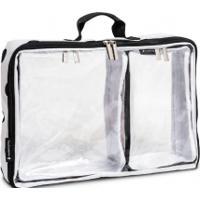 Organizador De Mala Broklyn Masterbag Kit Com 3
