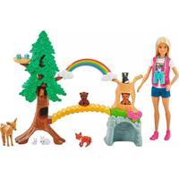 Boneca Barbie Profissões Exploradora