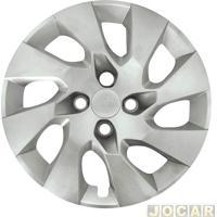 Calota Aro 15 Chevrolet - Grid - Onix/Prisma 2014 Até 2016 - Cubo Padrão - Cada (Unidade) - 195Cp-Pta-U