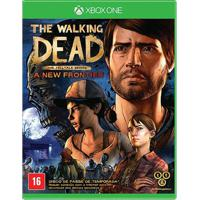 The Walking Dead A New Frontier Xbox One - Unissex