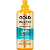 Creme Para Pentear Gold Pos Quimi 250G - Unico - Dafiti