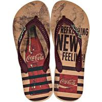 Chinelo Masc Med Coca Cola 69717019