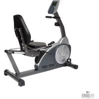 Bicicleta Ergométrica Horizontal Platinum- Ergolife - Unissex