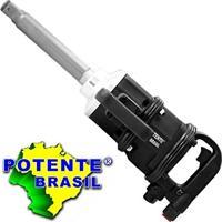 Parafusadeira Pneumática De 1 Pol. 2.200Nm-Potente Brasil-01.41.Pn1001220