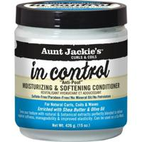 Condicionador Aunt Jackie'S In Control Hidratante 426Ml - Unissex-Incolor