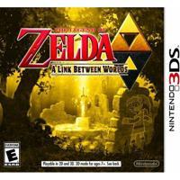 The Legend Of Zelda - A Link Between Worlds - 3Ds - Unissex