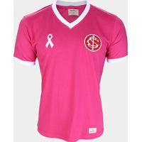 Camisa Internacional Outubro Rosa Retrô Mania Masculina - Masculino