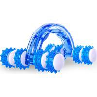 Massageador Manual Com 4 Esferas Acte Sports T152 Azul