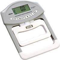 Hand Grip Dinamômetro Digital 130Kg Wct Fitness - Unissex-Cinza