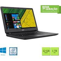 Notebook Acer Es1-572-5959 Intel Core I5 12Gb Ram 1Tb Hd 15.6 Windows10