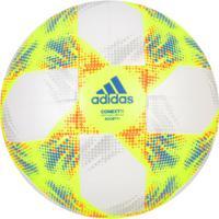 35cac5eb92 ... Bola Society Adidas Conext19 - Branco Verde Cla