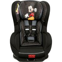 Cadeira Para Auto - De 0 A 25 Kg - Disney - Primo - Mickey Mouse - Preto - Team Tex