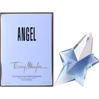 Perfume Mugler Angel Feminino Eau De Parfum Recarregável