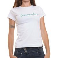 cec1b60f0 Netshoes; Camiseta Baby Look Oitavo Ato Cantareira - Feminino