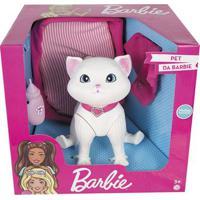 Acessórios De Bonecas - Pet Fashion Da Barbie - Cuidados Com A Gatinha Blissa - Pupee