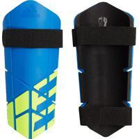 Caneleira Adidas X Lite Azul