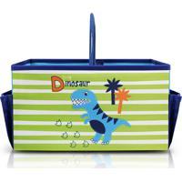 Caixa Organizadora Com Alça Jacki Design Adh18616 Azul