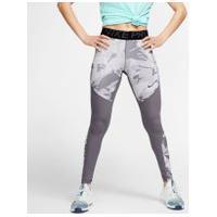 Legging Nike Pro Camo Feminina