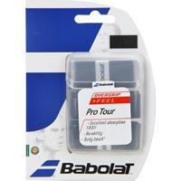 Overgrip Babolat Pro Tour X3 - Preto - Unissex