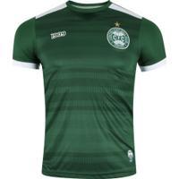 Camisa De Treino Do Coritiba 2018 - Masculina - Verde
