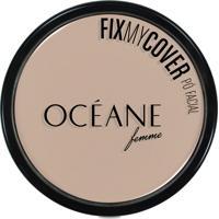 Océane Femme Pó Facial Fix My Cover 1 - Feminino
