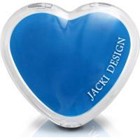 Espelho Jacki Design De Bolsa Coração Arf17277-Az Azul Unico