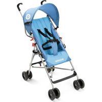 Carrinho De Bebê Weego Way - Unissex-Azul