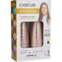 Kit Therapy Ckamura Shampoo E Condicionador Único
