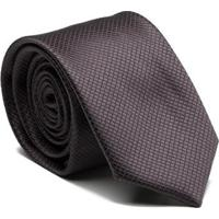 Gravata Square Heavy - Grey Key Design Masculina - Masculino-Cinza
