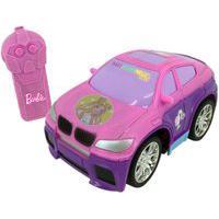 Barbie Carrinho De Controle Remoto Style Machine - Candide