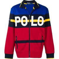 Farfetch  Polo Ralph Lauren Suéter Com Logo - Vermelho 110a8381f7e