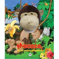 Livro Jokenpô Macaco, Eu Só Estou Brincando - Unissex-Incolor