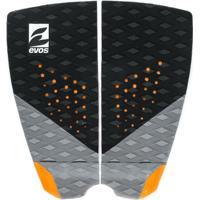Deck Pad Evos Surfing Antiderrapante Dark Series - Unissex