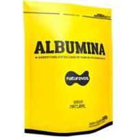 Albumina 500Gr Naturovos - Unissex-Natural