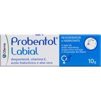 Regenerador E Hidratante Labial Probentol Cifarma 10G