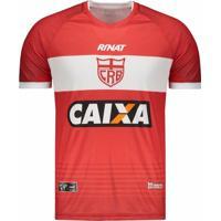 Camisa Rinat Crb Alagoas Ii 2018 N° 10 Masculina - Masculino