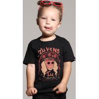 Camiseta Infantil Anunciação